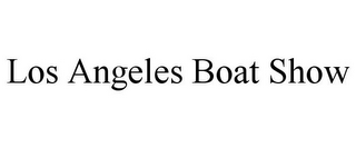 mark for LOS ANGELES BOAT SHOW, trademark #85787265