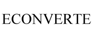 mark for ECONVERTE, trademark #85787391