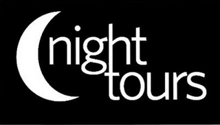mark for NIGHT TOURS, trademark #85787553