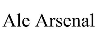 mark for ALE ARSENAL, trademark #85787625