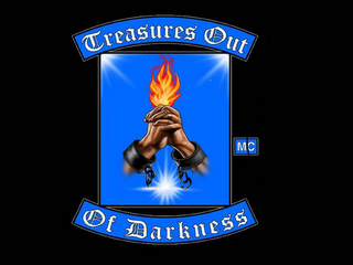 mark for TREASURES OUT OF DARKNESS MC, trademark #85787870