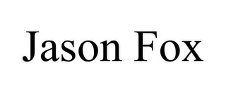 mark for JASON FOX, trademark #85787934