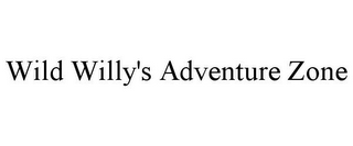 mark for WILD WILLY'S ADVENTURE ZONE, trademark #85787957