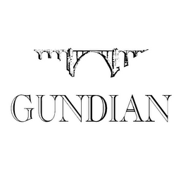 mark for GUNDIAN, trademark #85788130
