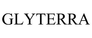 mark for GLYTERRA, trademark #85788460