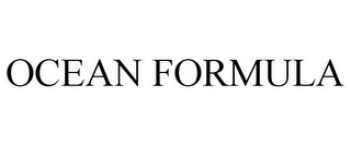 mark for OCEAN FORMULA, trademark #85788488