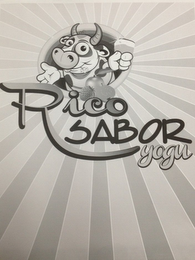 mark for RICO SABOR YOGU, trademark #85788969
