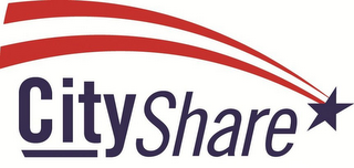 mark for CITYSHARE, trademark #85789002