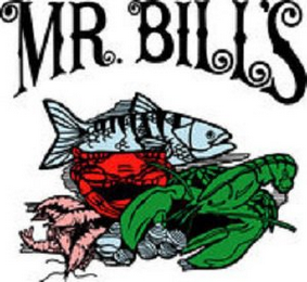 mark for MR. BILL'S, trademark #85789138