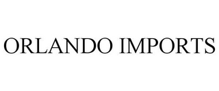 mark for ORLANDO IMPORTS, trademark #85789211