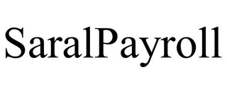 mark for SARALPAYROLL, trademark #85789335