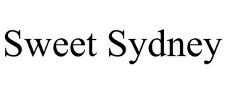 mark for SWEET SYDNEY, trademark #85789845