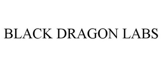 mark for BLACK DRAGON LABS, trademark #85789948