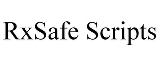 mark for RXSAFE SCRIPTS, trademark #85789955