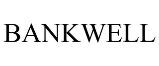 mark for BANKWELL, trademark #85790163