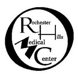 mark for ROCHESTER HILLS MEDICAL CENTER, trademark #85790579