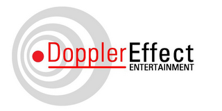 mark for DOPPLER EFFECT ENTERTAINMENT, trademark #85790997