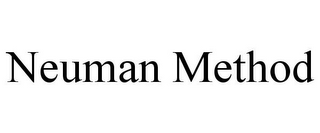 mark for NEUMAN METHOD, trademark #85792475