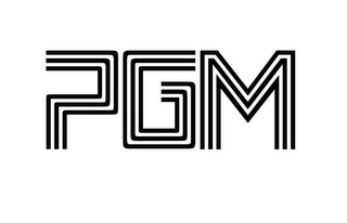 mark for PGM, trademark #85792566