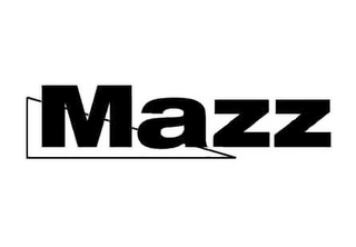 mark for MAZZ, trademark #85792638