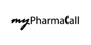 mark for MYPHARMACALL, trademark #85792640