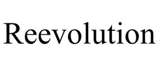 mark for REEVOLUTION, trademark #85792921