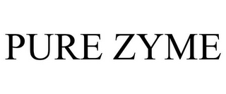 mark for PURE ZYME, trademark #85793024