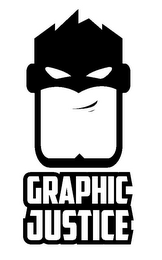 mark for GRAPHIC JUSTICE, trademark #85793154