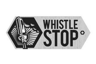 mark for WHISTLE STOP, trademark #85793529