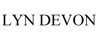 mark for LYN DEVON, trademark #85793736