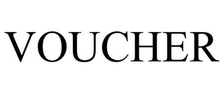 mark for VOUCHER, trademark #85793806
