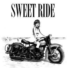 mark for SWEET RIDE, trademark #85793860