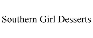 mark for SOUTHERN GIRL DESSERTS, trademark #85793982