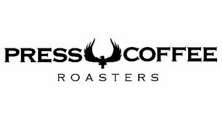 mark for PRESS COFFEE ROASTERS, trademark #85794040