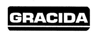 mark for GRACIDA, trademark #85794488