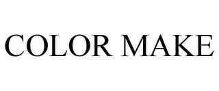 mark for COLOR MAKE, trademark #85794906