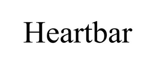 mark for HEARTBAR, trademark #85795172