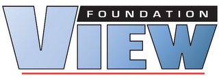 mark for FOUNDATION VIEW, trademark #85795399
