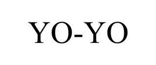 mark for YO-YO, trademark #85795436