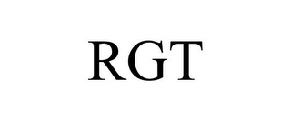 mark for RGT, trademark #85795730