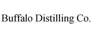 mark for BUFFALO DISTILLING CO., trademark #85795740