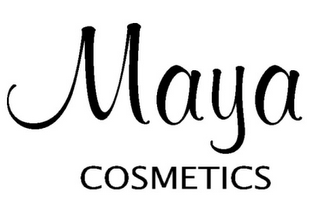 mark for MAYA COSMETICS, trademark #85795749