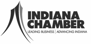 mark for INDIANA CHAMBER LEADING BUSINESS ADVANCING INDIANA, trademark #85795901