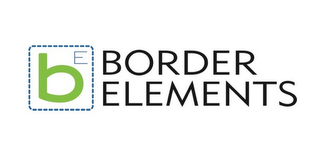 mark for BORDER ELEMENTS, trademark #85795948