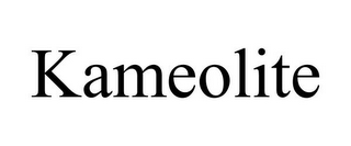 mark for KAMEOLITE, trademark #85796164