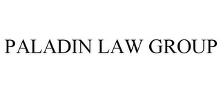 mark for PALADIN LAW GROUP, trademark #85796245