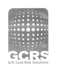 mark for GCRS GIFT CARD RISK SOLUTIONS, trademark #85796295