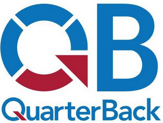 mark for QB QUARTERBACK, trademark #85796304