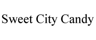 mark for SWEET CITY CANDY, trademark #85796315