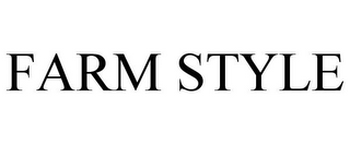 mark for FARM STYLE, trademark #85796441